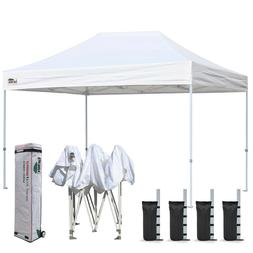 8x12 Commercial Canopy Ez Pop Up Outdoor Instant Sports Part