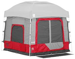 E-Z UP CC10ALPN Cube 5.4 popup Outdoor Camping Tent, Punch