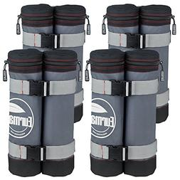 Eurmax New Weight Bags for Ez Pop up Canopy Instant Shelter,