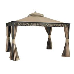 Garden Winds Living Home 10 x 12 Gazebo Replacement Canopy a