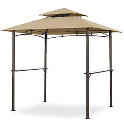 Garden Winds Replacement Canopy for Grill Shelter L-GZ238PST