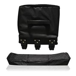 Impact Canopy Roller Bag for Carport Canopy Tent, Wheeled St