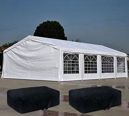 Quictent 13' x 26' Heavy Duty Outdoor Gazebo Wedding Party T