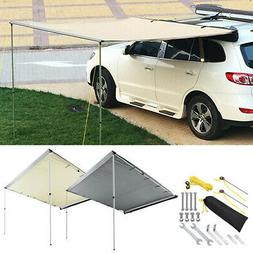 Awning Rooftop Car Tent SUV Shelter Truck Camper Outdoor Cam