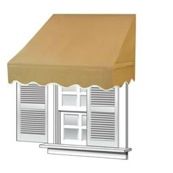 Awnings For Windows Outdoor Canopy Decor 8 Foot Decorator Su