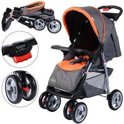 Baby Carrier Stroller For Newborn Toddler Kids Travel Foldab