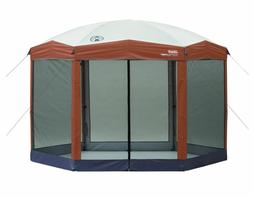 Coleman Back Home 12 x 10 ft. Outdoor Hex Instant Screened C