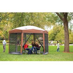 Coleman® Back Home™ Instant Setup Screened Canopy Sun She