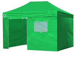 Eurmax New Ez Pop Up Canopy Instant Outdoor Party Tent Shade