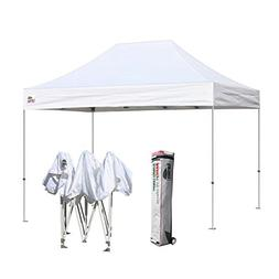 Eurmax 8 x 12 Ez Pop Up Canopy Party Tent Commercial Level D