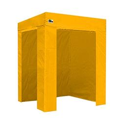Eurmax Basic Pop Up Canopy Photo Booth Tent with Sidewalls