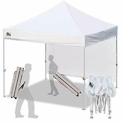 Eurmax 10'x10' Ez Pop Up Canopy Tent Commercial Instant Shel
