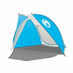 Coleman Beach Shade Canopy Tent Wind SunShade Camping Cabana