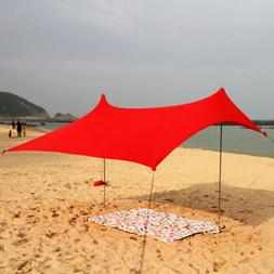 Beach Tent Sun Shade Shelter Outdoor Camping Fishing Canopy