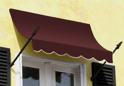 Awntech Beauty-Mark New Orleans 6' Window/Entry Awning