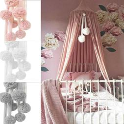 Bed Canopy Nursery  Bedding Decor Hanging Accessories Chiffo