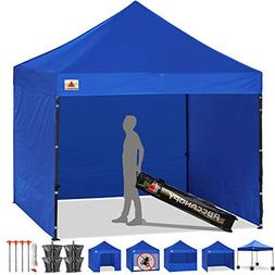 ABCCANOPY 10 x 10 Ez Pop-up Canopy Tent Gazebo Commercial Ma