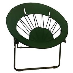 Impact Canopy Bungee Chair, Round Portable Folding Chair, Fo