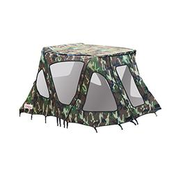 ALEKO BWTENT380CM Winter Canopy Boat Tent Sun Shelter Sunsha