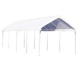 King Canopy C81027PC 10-Feet by 27-Feet Universal 10-Leg Sil