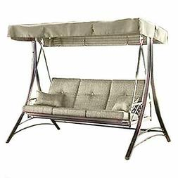 Garden Winds Callimont Park Swing Replacement Canopy Top Cov
