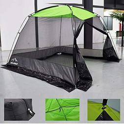 CAMPMORE Screen House Tent Mesh Screen Room Canopy Sun Shelt