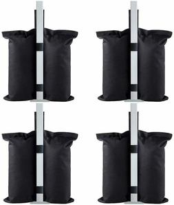 Eurmax Canopy 4PCS Weight Bags for Outdoor Pop up Canopy Ins