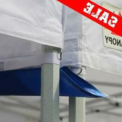 ABCCANOPY Canopy Accessories 10 Foot Canopy Rain Gutter/Ligh