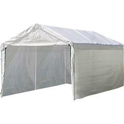 ShelterLogic Canopy Enclosure Kit 12 ft W x 20 ft. D