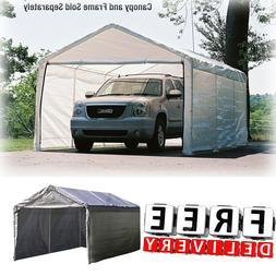 Canopy Enclosure Kit 12x20' Shelter Portable UV Protection G