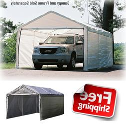 Canopy Enclosure Kit 12x20' Shelter Portable UV Protection G