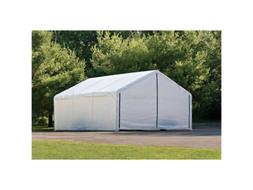 ShelterLogic Canopy Enclosure Kit, 18x20-Feet, White