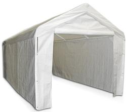Canopy Garage Side Wall Kit 10x20 Big Tent Portable Parking