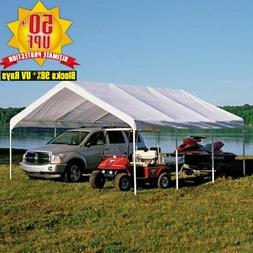 ShelterLogic Canopy Replacement Cover for 2 in. Frame