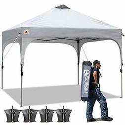 ABCCANOPY Canopy Tent 10 x 10 Pop-Up Commercial Canopy