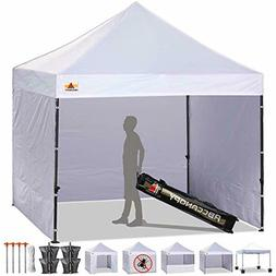 ABCCANOPY Canopy Tent 10 x 10 Pop Up Canopies Commercial Ten