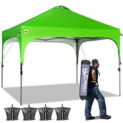 ABCCANOPY Canopy Tent 10x10 Pop Up Canopy Instant Tents Outd