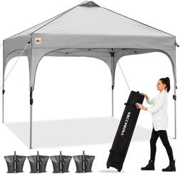 ABCCANOPY Canopy Tent 10x10 Pop Up Canopy Outdoor Canopies S