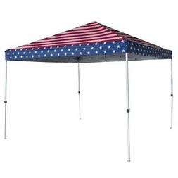 Palm Springs Canopy Tent Instant Pop-Up Shelter with Wheeled