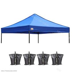 ABCCANOPY 10 x 10 Canopy Tent Pop Up Beach Canopy Portable S