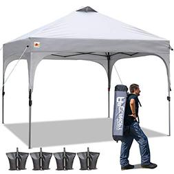 ABCCANOPY Canopy Tent 10 x 10 Pop-Up Commercial Canopy Insta