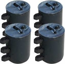 Abccanopy Canopy Water Weights Bag, Portable Leg Weights Can