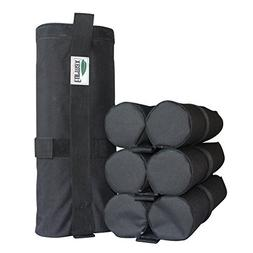 Eurmax Canopy Weights Sand Bags Ez Pop up Canopy Tent Outdoo