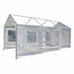 ALEKO Caravan 20 x 10 ft. Gazebo Canopy Carport Kit