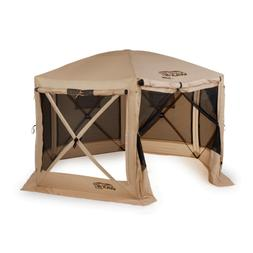 Clam Quick Set Pavilion Portable Camping Outdoor Gazebo Cano