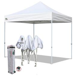 Commercial 10x10 Waterproof EZ Pop Up Canopy Event Trade Sho