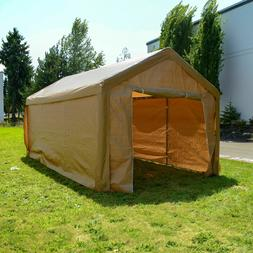 ALEKO CP1020BE Outdoor Event Carport Garage Canopy Tent Shel