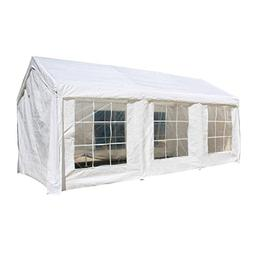 ALEKO CPWT1020 Outdoor Event Gazebo Canopy Tent with Sidewal