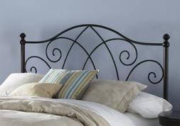 Fashion Bed Group Deland Metal Headboard Panel with Arched R