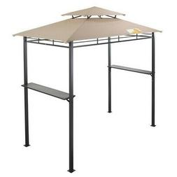 Palm Springs Deluxe 8FT Double-Tier Barbecue Canopy / BBQ Gr